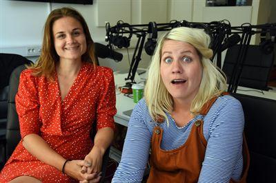 Emma Knyckare och Paulina Modlitba Söderlund har lite olika syn på robotar på jobbet