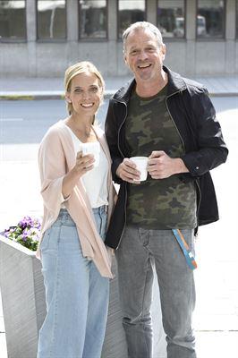 Ann Appelberg och Johan Mellnäs på Prevent