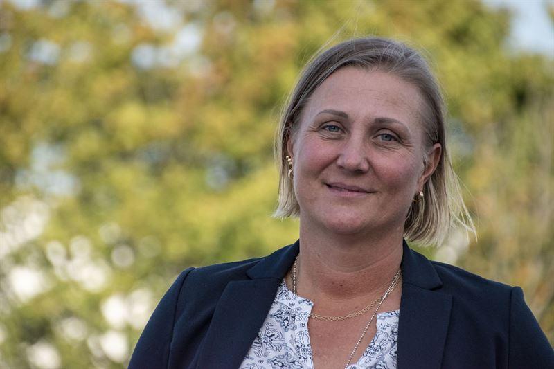 Gunilla Dahlstedt arbetschef ByggPartner