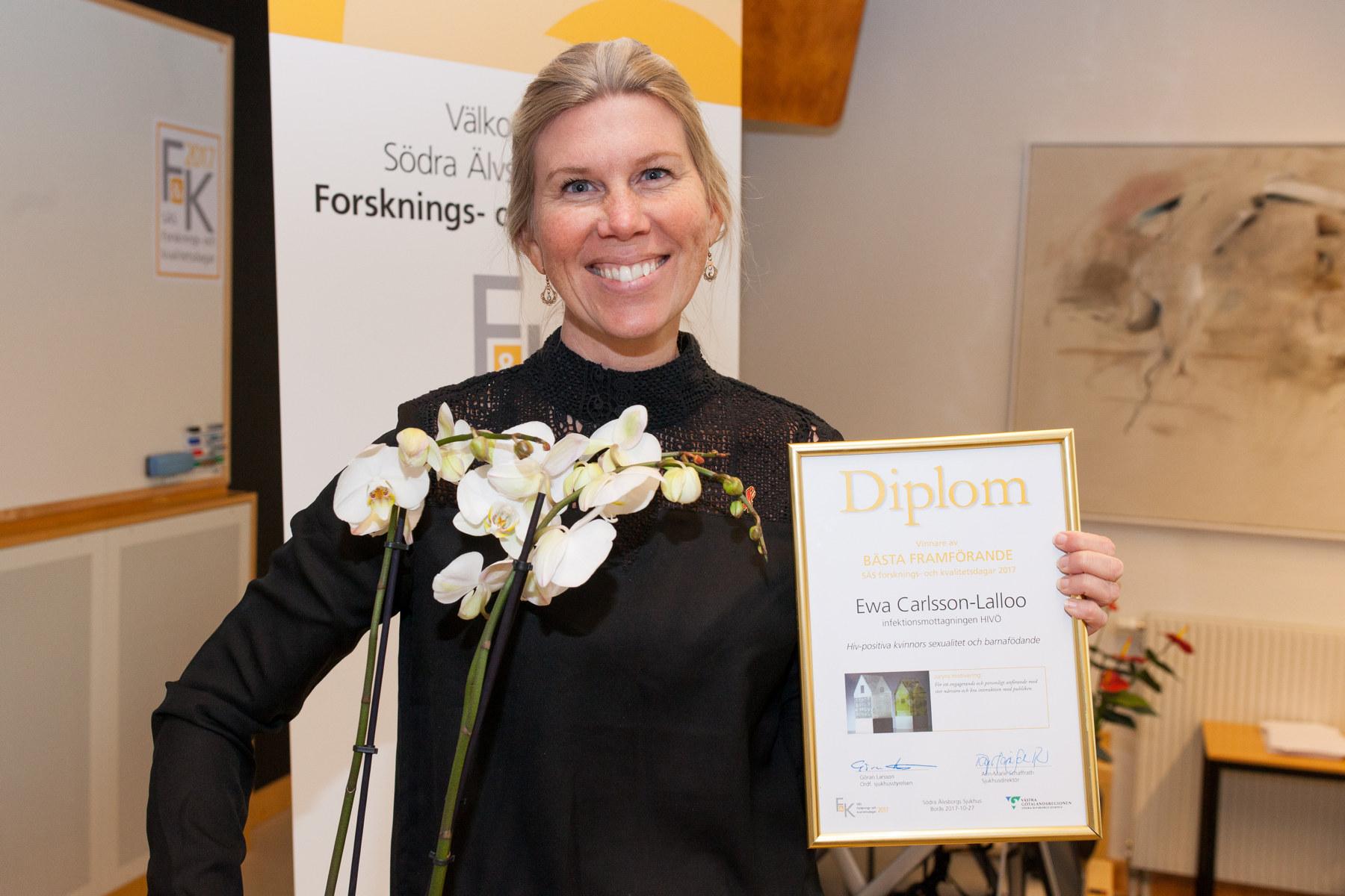 Ewa Carlsson