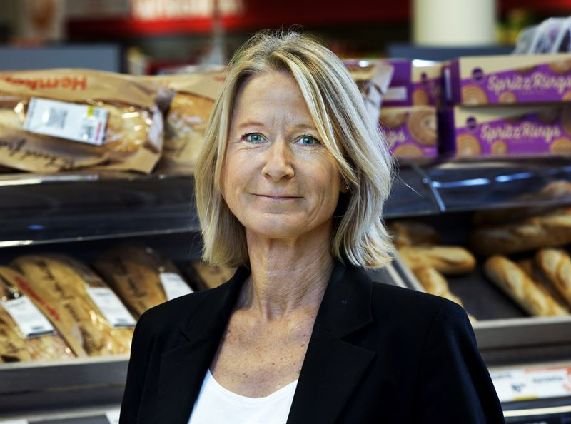 Porträtt Karin Bildsten
