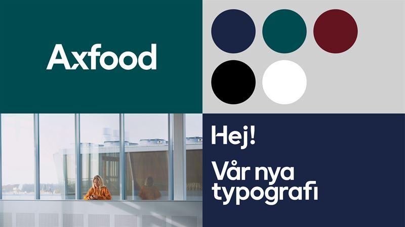 axfood visuell-identitet
