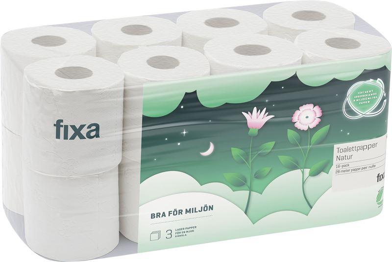 Toalettpapper Fixa