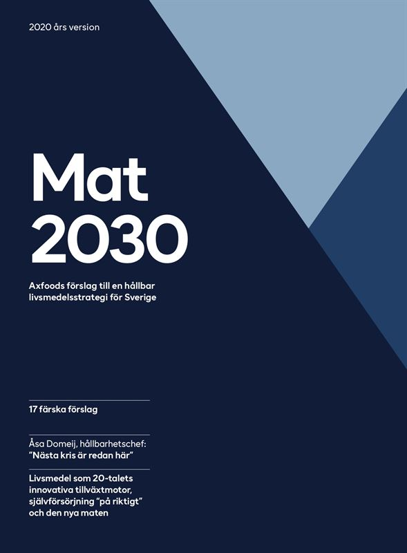 Axfood Mat2030 Screen