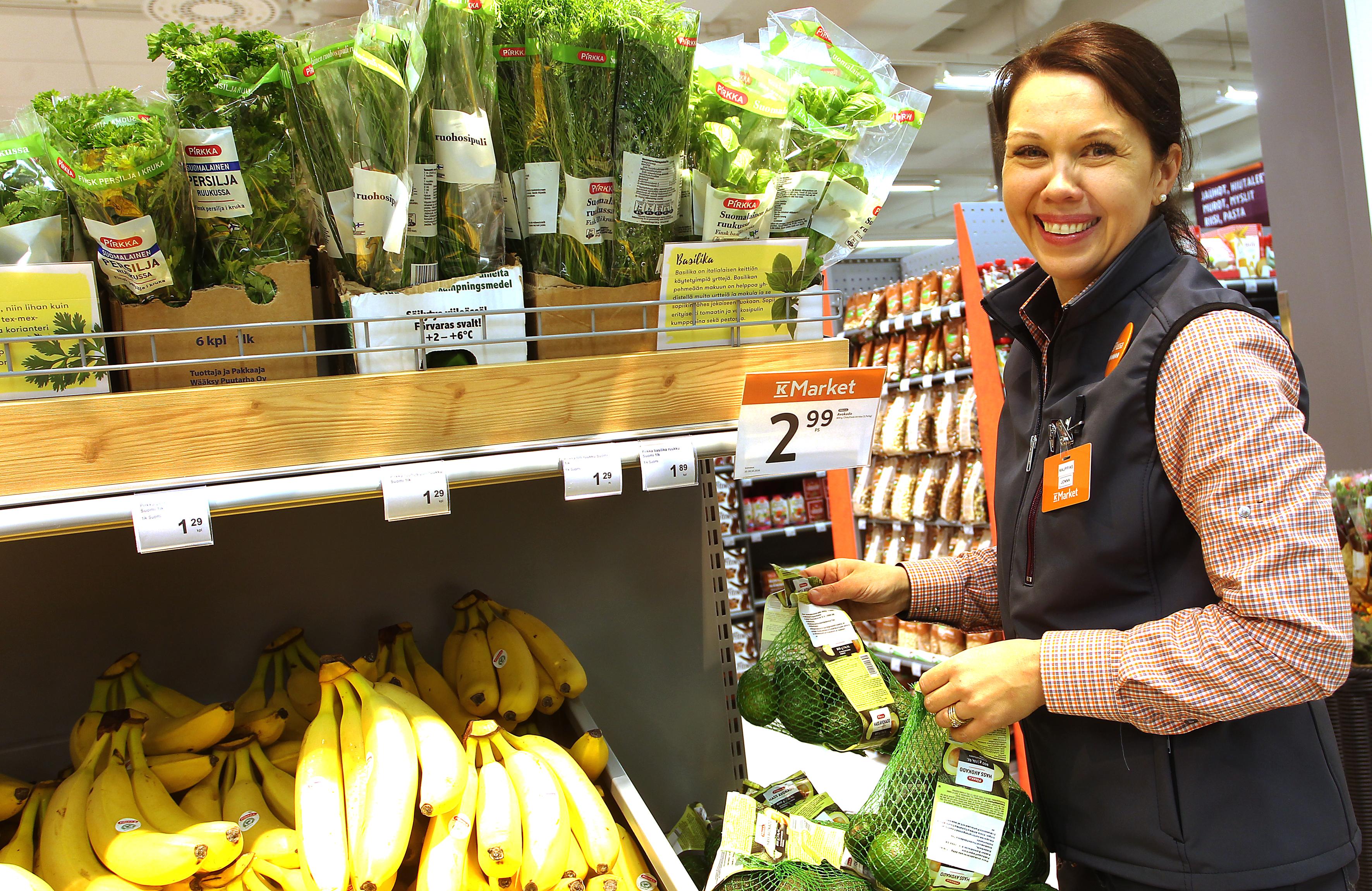 K-Market Kissanmaa