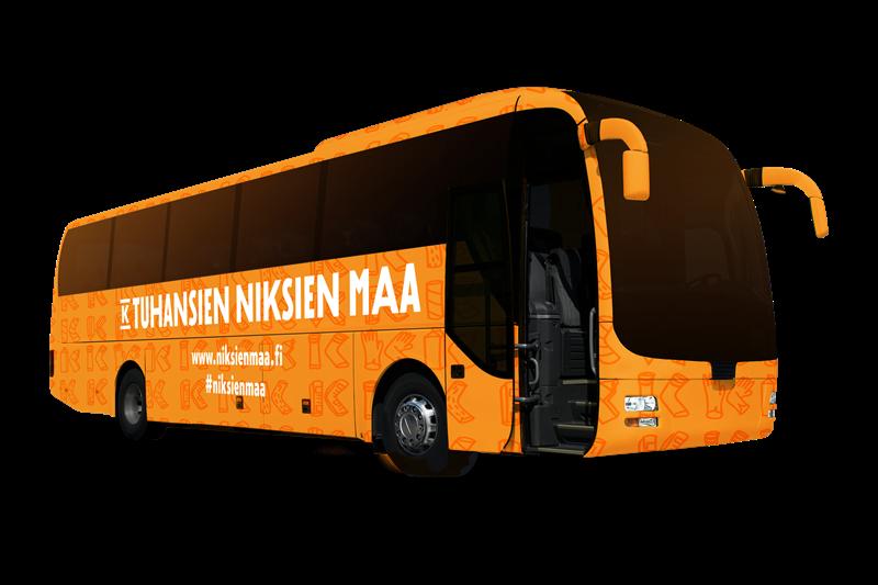 Löytyykö Suomen kaikkien aikojen niksi Kanta-Hämeestä  – Niksibussi  vierailee Hämeenlinnassa ja Riihimäellä b887b12ba9