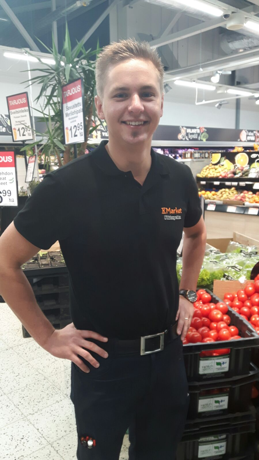 K-Market Hakalantori
