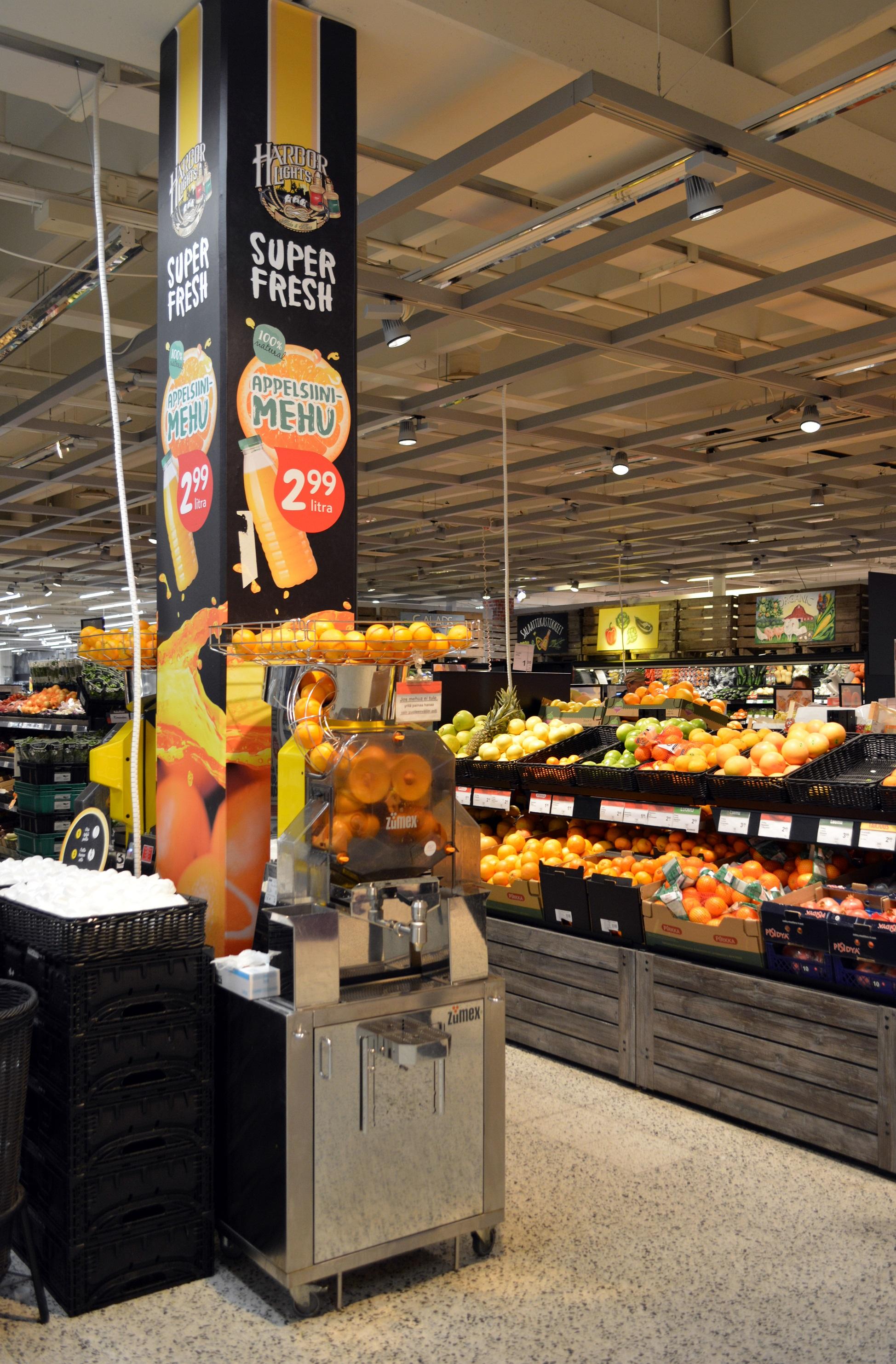 K-Supermarket Järvenpää