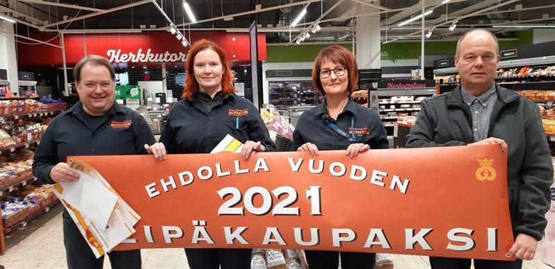 K-Supermarket Peltola