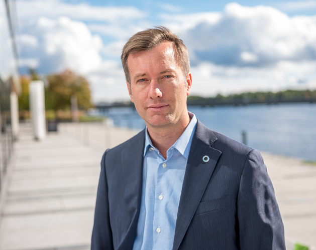 Ulf Hannelius VD Diamyd Medical