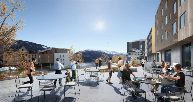 Scandic Hotels to open hotel in the fast-growing market of Voss Norway