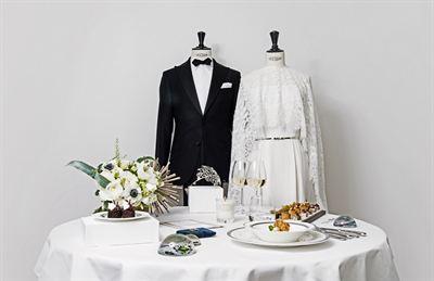 efva attling bröllopskollektion