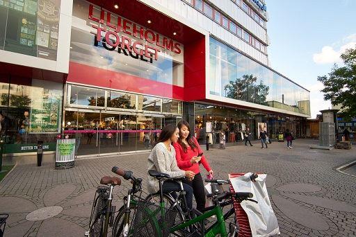 liljeholmen centrum butiker
