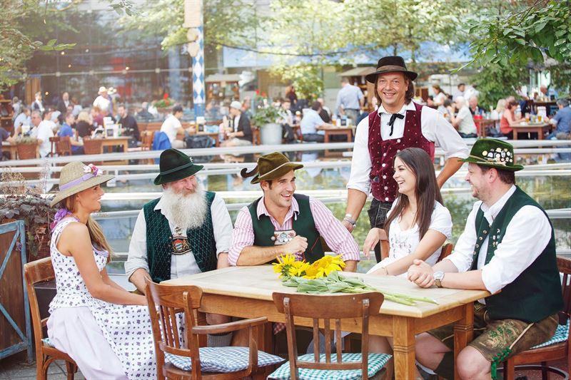 flughafen münchen restaurant