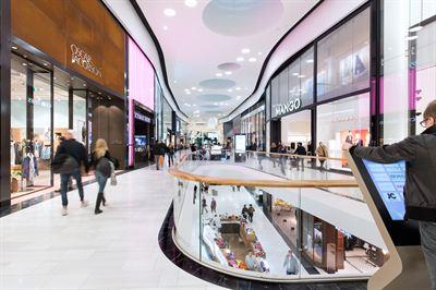 mall of scandinavia frisör drop in