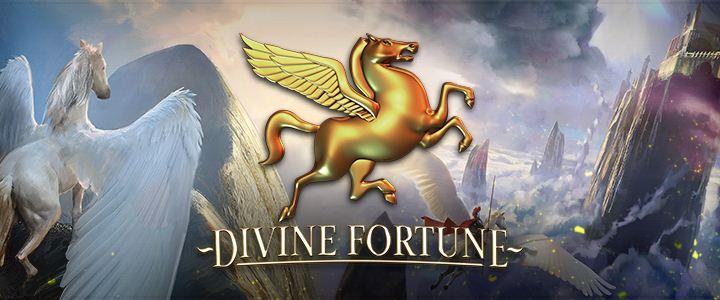 Divine Fortune banner 720x300