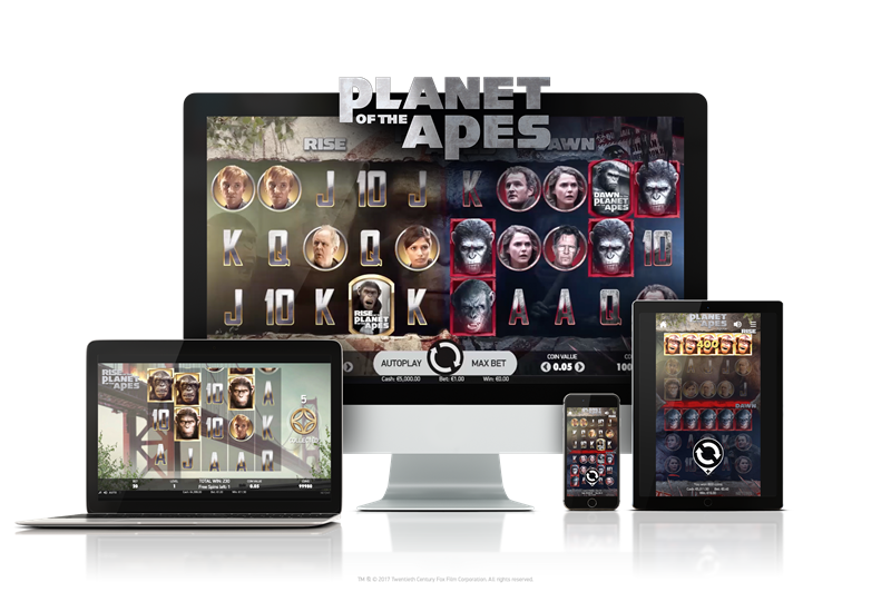 planet of the apes devices-mockup