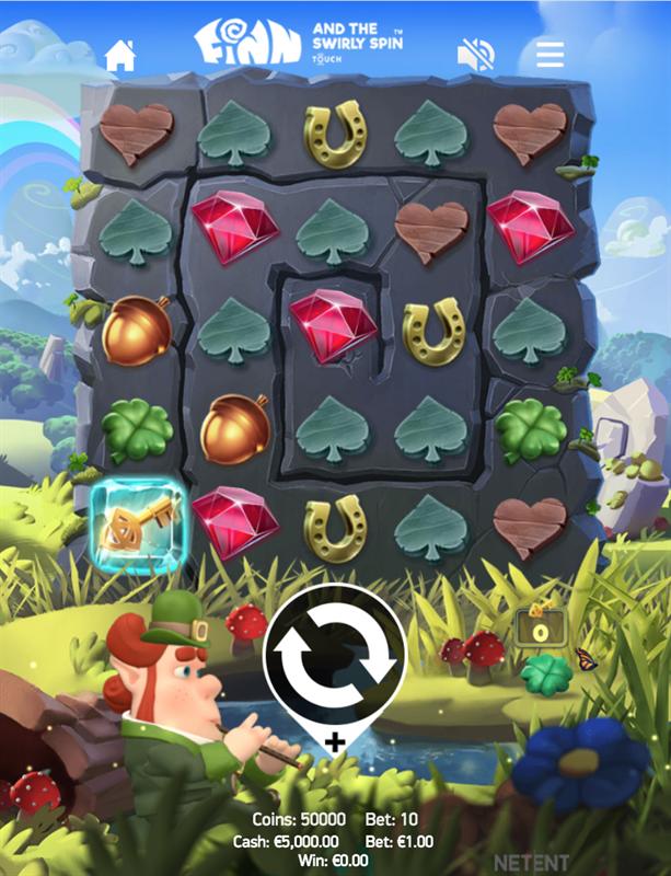 03 finn screenshot maingame hor
