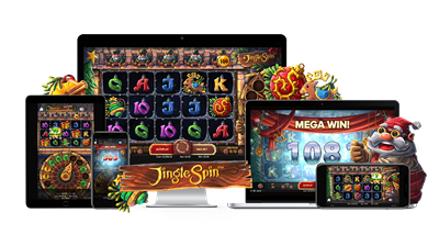 It S Jingle All The Way As Netent Launches Seasonal Slot Netent