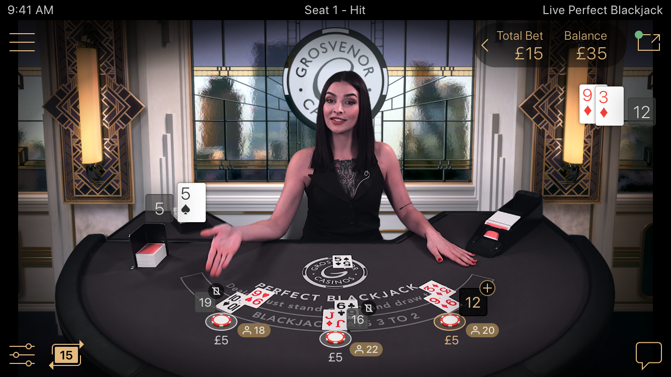 Netent To Launch Industry First Perfect Blackjack With Rank Group