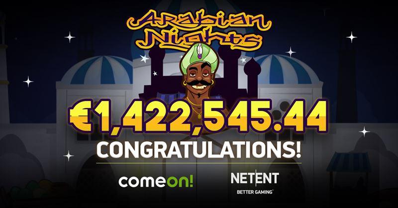 Jackpot-Arabian Nights
