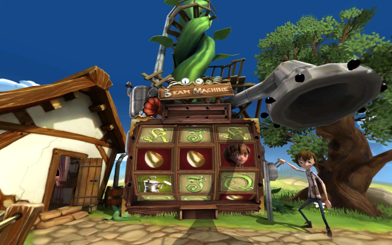 Juegos de Realidad Virtual - NetEnt