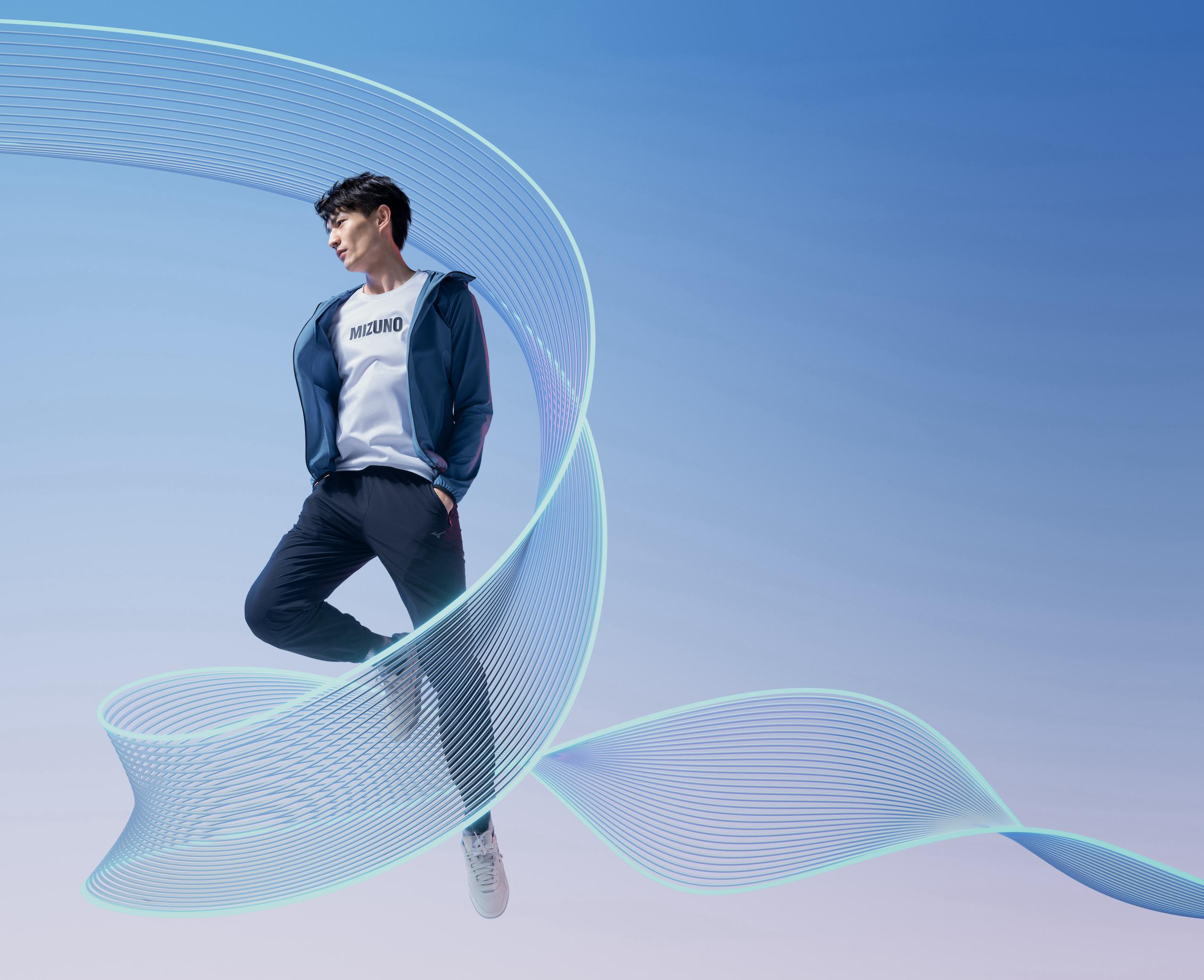 Mizuno China väljer Polygiene för att öka funktionaliteten i sina produkter