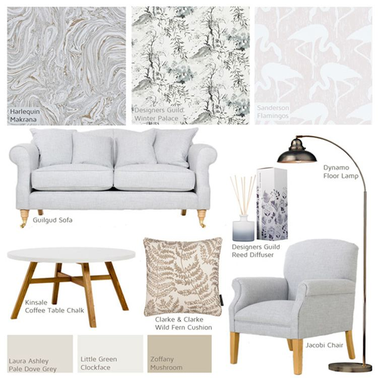 Magnificent Neutral Moodboard Resized Brewers Home Bralicious Painted Fabric Chair Ideas Braliciousco