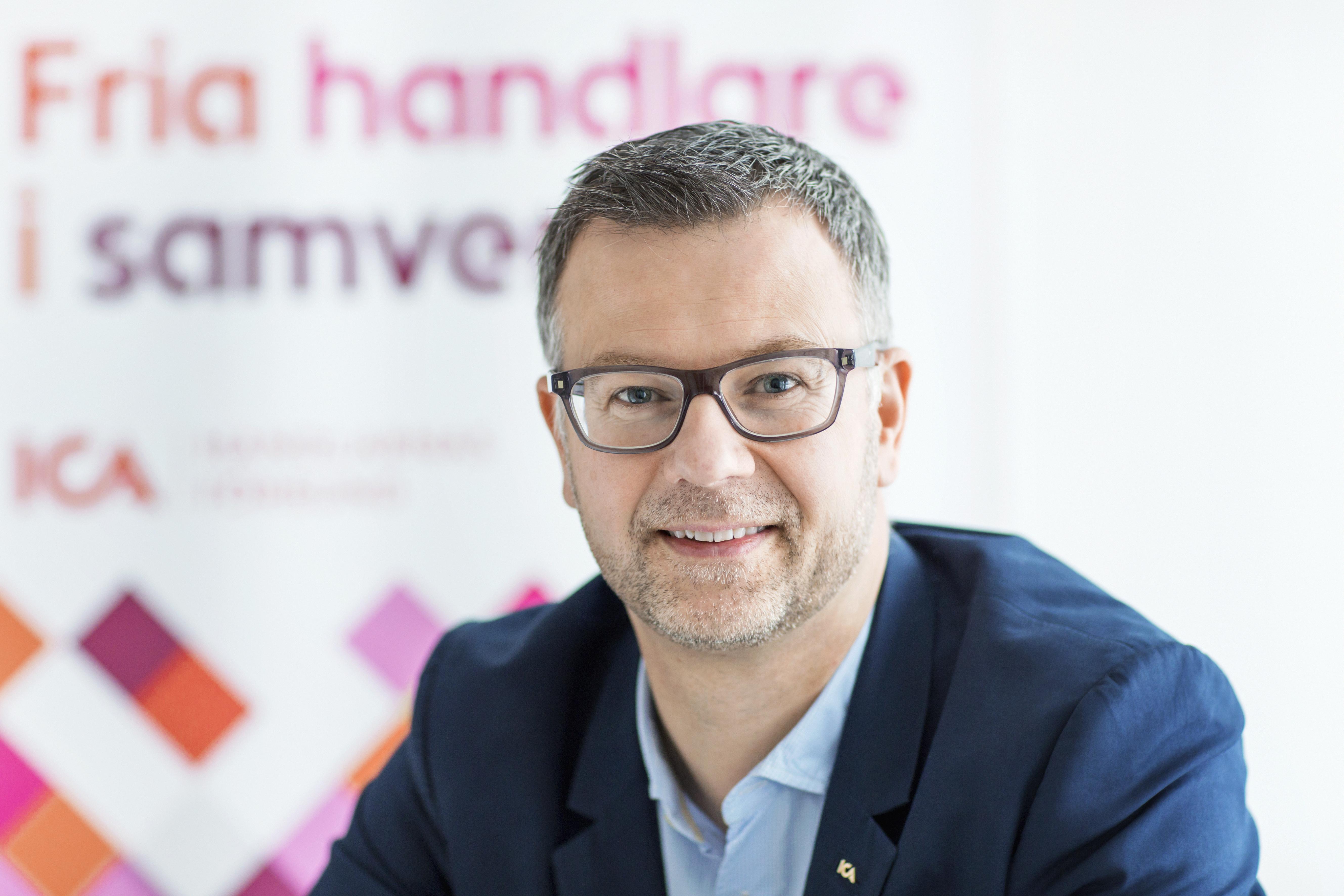 Fredrik Hägglund till Svensk Handels styrelse