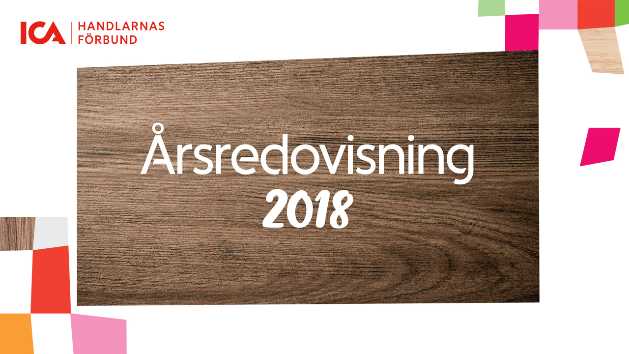 ICA-handlarnas Förbund publicerar årsredovisning för 2018