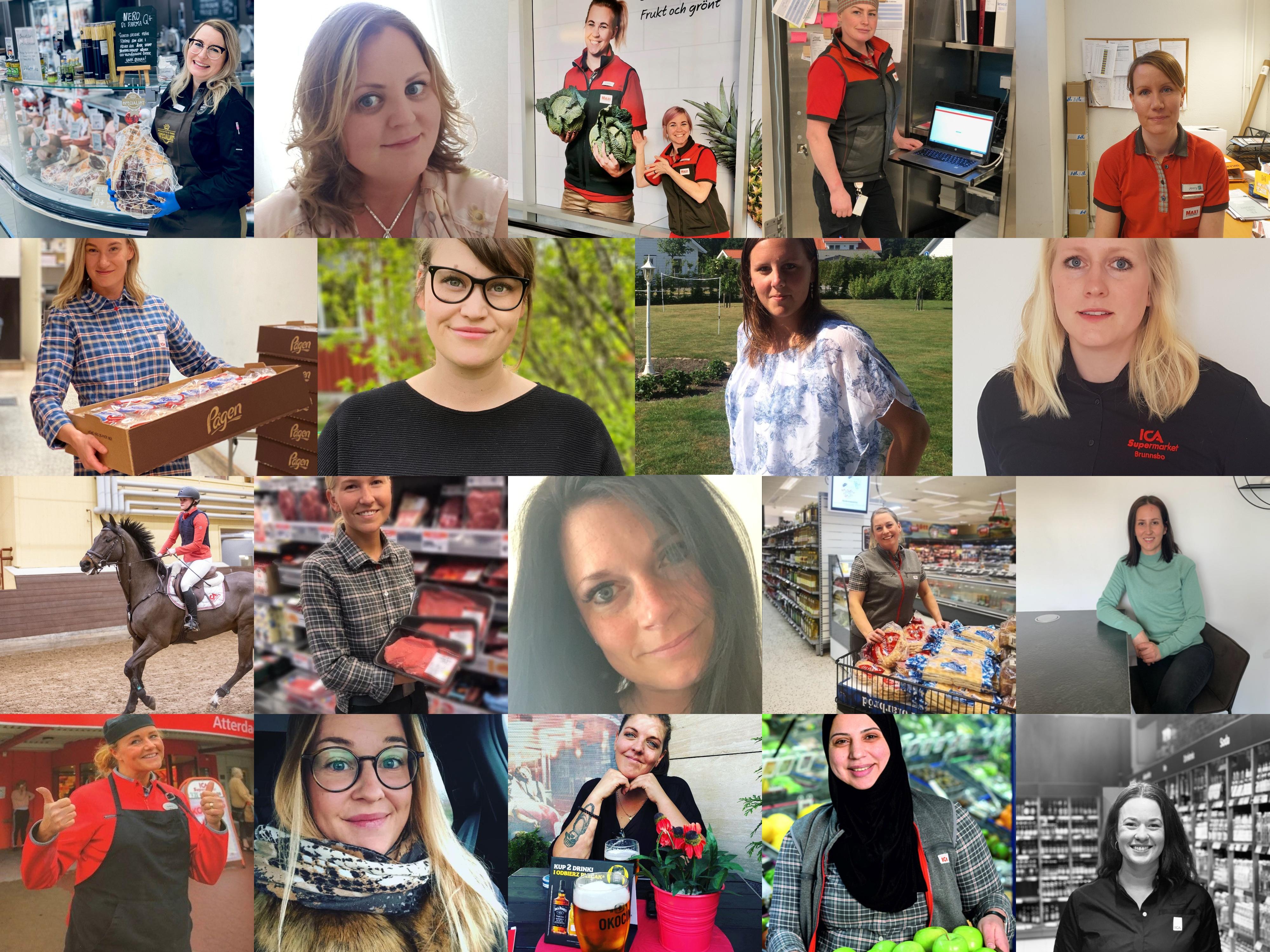 ICA-stipendiater 2020: De vill äga och driva sin egen ICA-butik