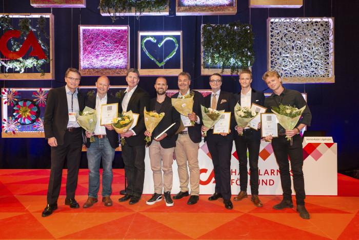 Årets entreprenörer när Claes-Göran Sylvén får välja!