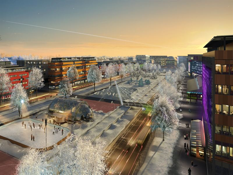 Helsingin Kaupunki Pysäköinninvalvonta