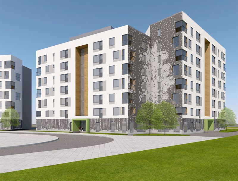 Yit To Start The Construction Of An Apartment Building Project In Espoo Finland