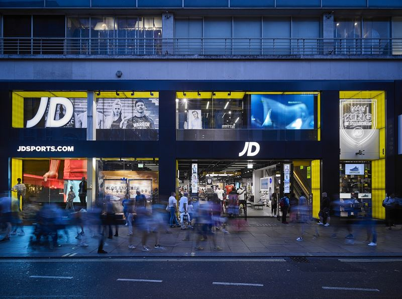 jd sports mall of scandinavia kontakt