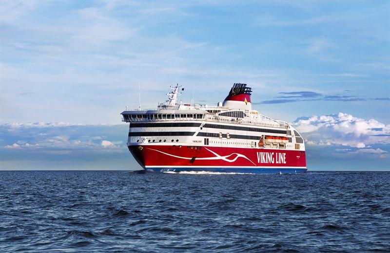 Lyxhytt Viking Line