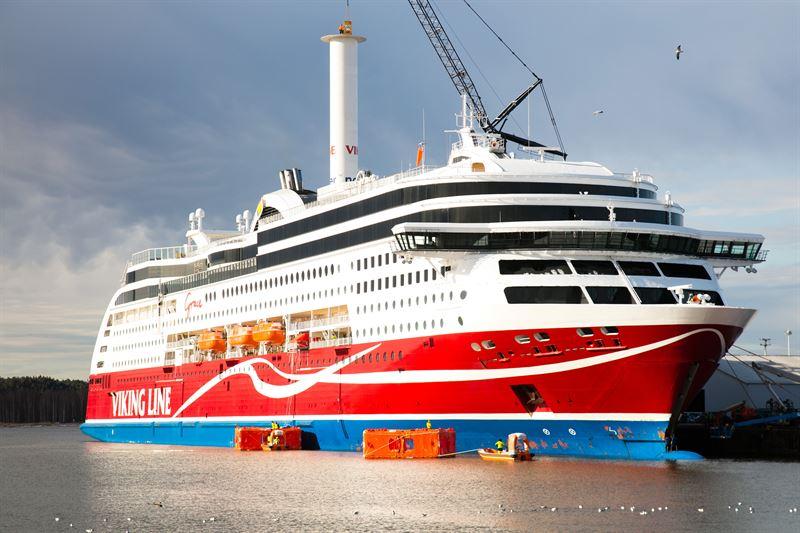 Lähtöselvitys Viking Line