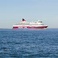 Gabriella at sea