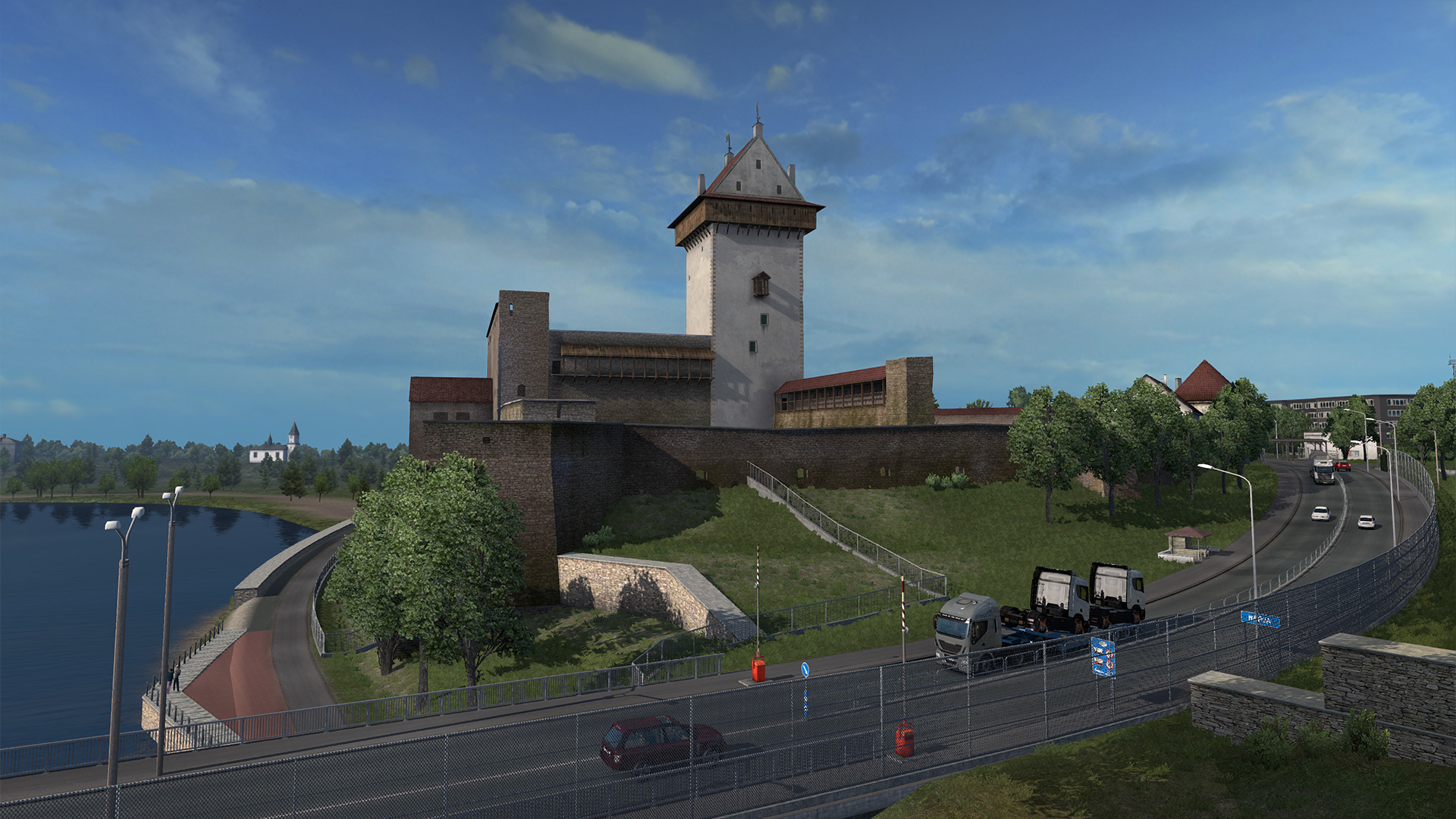 ETS2: Beyond the Baltic Sea 6 - astragon Sales & Services GmbH