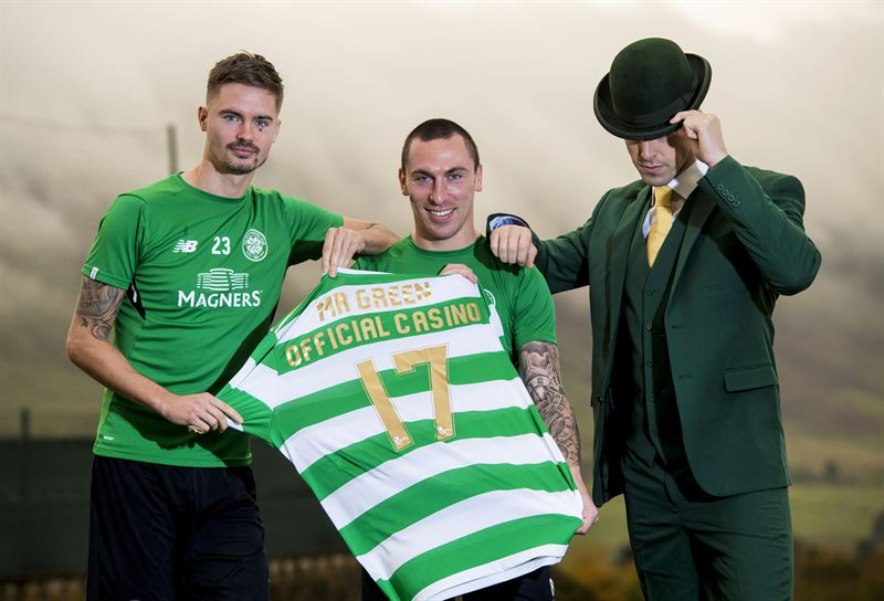 Mr Green Is Celtic Fc S Official Casino Partner Mr Green Ltd