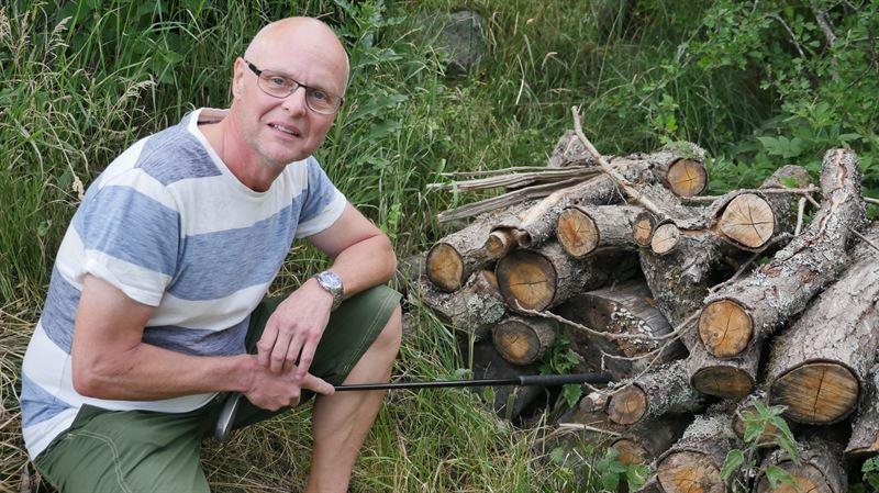 Mikael Madenteg r ordfrande i Bjrkhagens Golfklubbs ban och miljkommitt