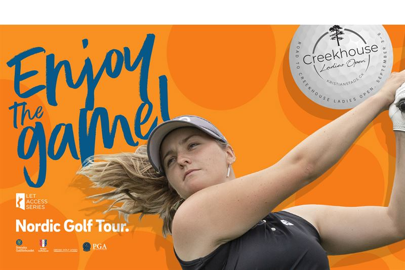 Kampanjbild Nordic Golf Tour