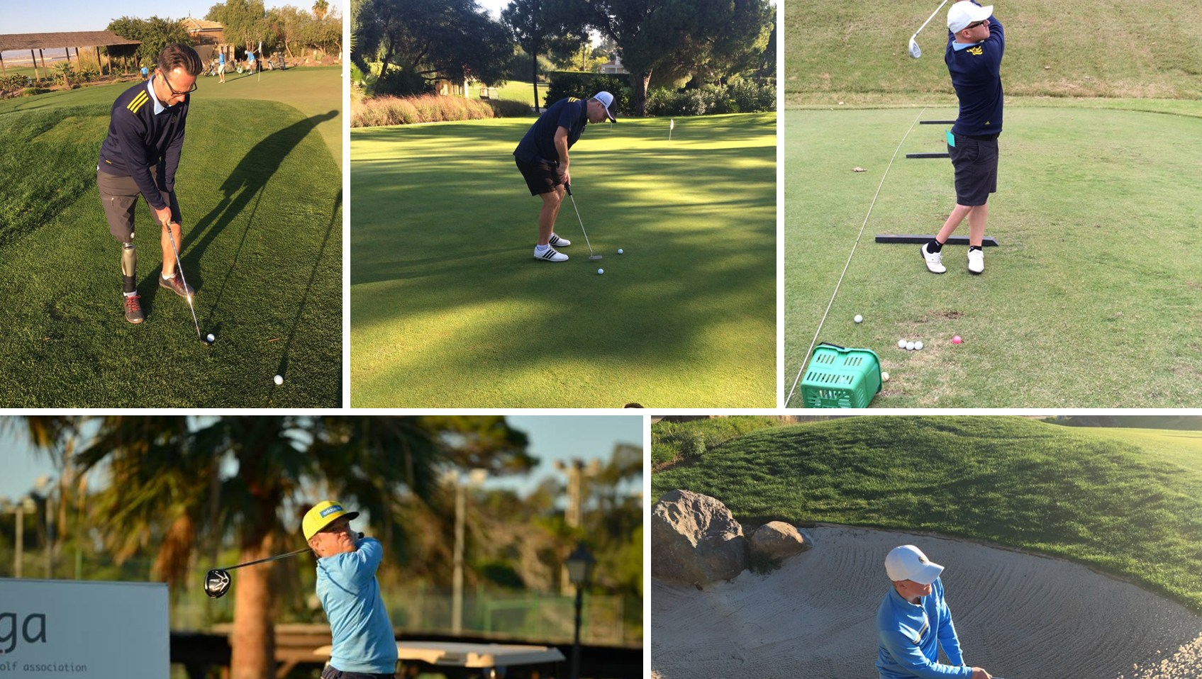 Hej tjejer, frldrar och junioransvariga p golfklubbar runt om