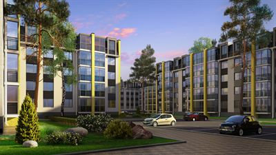 RU new residential complex YIT