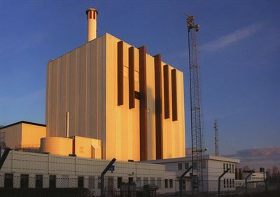 Forsmark nuclear power plant 15