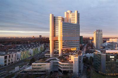 Ansicht HVB Tower