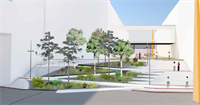 New shopping mall Bergen 2 Copyright Hille Melbye Arkitekter