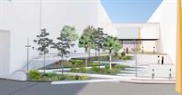 New shopping mall Bergen 2 Hille Melbye Arkitekter