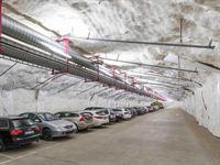 Parkende PKWs © Caverion GmbH