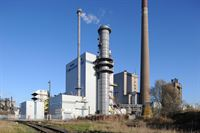Gas- und Dampfturbinenkraftwerk in Mittelsbüren © GKB